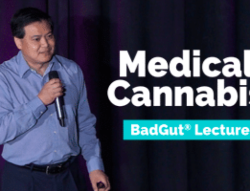 Video: BadGut® Lecture on Medical Canabis