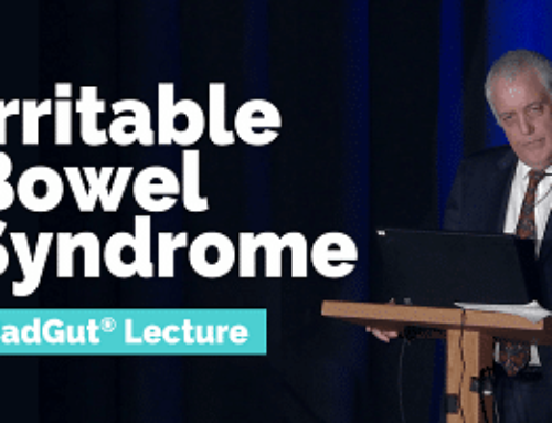 Video: BadGut® Lecture on IBS