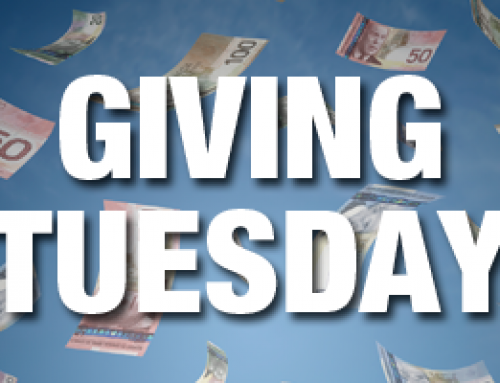 Giving Tuesday : Get involved and feel good