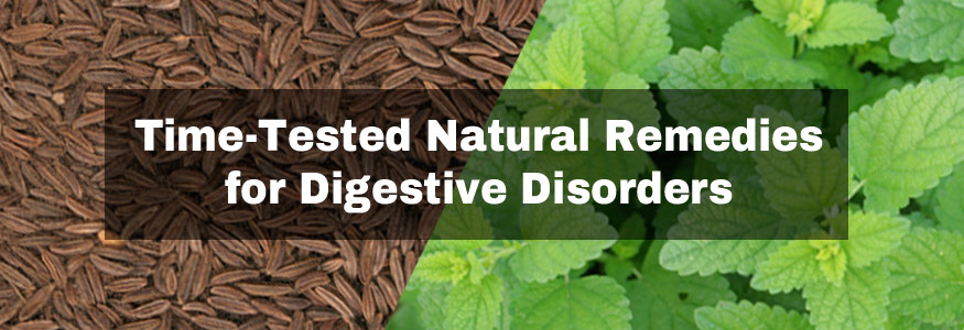 Time-Tested Natural Remedies for Digestive Disorders