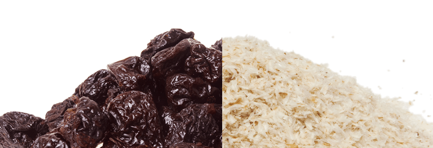 Prunes vs  Psyllium for Reducing Constipation